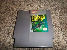 Galaga - Nintendo NES Game Authentic Tested And Works