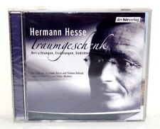 Hermann Hesse Traungeschenk 1 CD Audiobook * Dream Gift Readings * New
