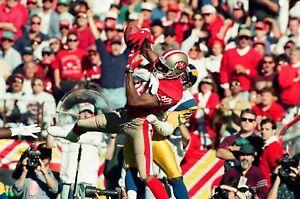LG69-12 1996 NFL San Francisco 49ers St Louis Rams (100) ORIGINAL 35mm NEGATIVES