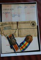 WW1 medals 15 hussars