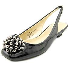 New Womens Liz Claiborne Bobbie Sandal Style 0245085 Black 93E lr