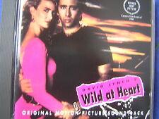 CD WILD AT HEART CUORE SELVAGGIO NICOLAS CAGE CHRIS ISAAK DAVID LYNCH'S SOUNDTRA