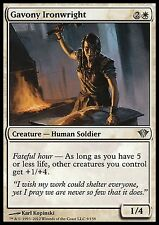 Gavony Ironwright X4 EX/NM Dark Ascension MTG Magic Cards White Uncommon