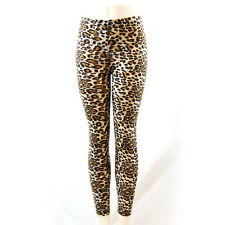 HOT SEXY LEOPARD PRINT PANTS LEGGINGS LEOPARD LEGGINGS / USA SELLER