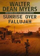 Sunrise Over Fallujah by Walter Dean Myers (Paperback) Teens! New Book!