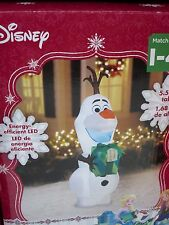 Airblown Inflatable Olaf Christmas Display Outdoor Yard Decor Decoration Gemmy