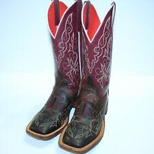 Style M9019 Ladies Macie Bean Boots-Black Cracktacular w//Brown Butterflies