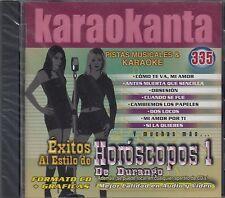 Los Horoscopos De Durango Exitos Pistas Musicales & Karaoke New Nuevo