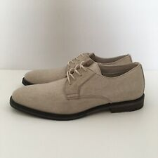 Express Casual Linen Oxford Dress Shoes Men's Size 8