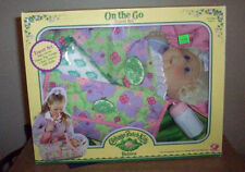CABBAGE PATCH KIDS CPK BABIES ON THE GO TRAVEL SET NEW IN BOX