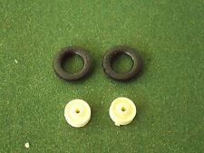 REPRODUCTION BRITAINS 1:32 FORD 6600 FRONT WHEELS AND TYRES