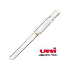 Uni ball Signo Broad Rollerball Gel Pen UM-153: White