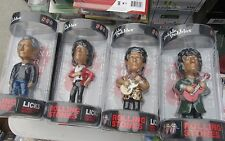 Rolling Stones Bobble Dobbles lot of 4 Mick Keith Charlie Ron NEW IN BOX