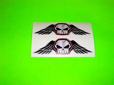 CR CRF YZ YZF KX KXF RM RMZ 100 125 250 450 NO FEAR MOTOCROSS STICKERS DECALS #@