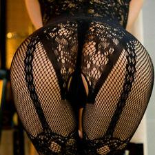 Sexy Lingerie Bodystocking Body Stockings Underwear Dress Babydoll Sleepwear US