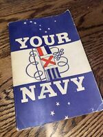 Your Navy Navy Training Courses 1946 Book