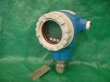 NEW Endress Hauser Cerabar S Model PMP71 Pressure Transmitter PMP71-1UMM9/101