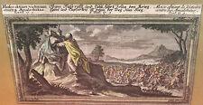 Grafik,Kupferstich,Sieg über die Amalekiter,um 1800