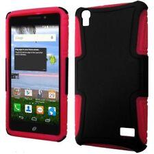 Fundas y carcasas de plástico de color principal rojo para teléfonos móviles y PDAs Huawei