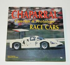 Chaparral: Can-Am & Prototype Race Cars by Dave Friedman Hardcover