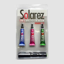 Solarez UV-Cure Fly-Tie Fishing Roadie Kit