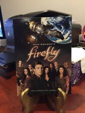 Firefly - The Complete Series (DVD, 2009, 4-Disc Set Slim case) LN!