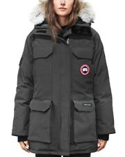 Graphite Canada Goose Expedition Down Parka - Women's Size Medium New With Tags