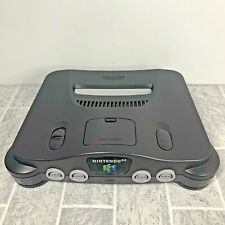 Nintendo N64 Console Only PAL Tested & Working Model No NUS-001 VGC