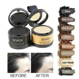 Hair Powder Cover Up Hairline Shadow Instant Concealer Loss Makeup Tool