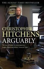 Arguably by Christopher Hitchens, NEW Book, FREE & FAST Delivery, (Paperback)
