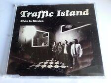 TRAFFIC ISLAND - Elvis In Movies | CD new | Finnish Alternative Rock ++ Rarity