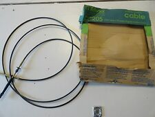 TELEFLEX ENGINE CONTROL CABLE CC205 OMC TYPE '79-DATE 14 1/2 FEET MARINE BOAT