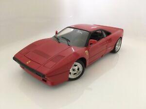 Ferrari 288 GTO 1/18 Mattel Hot Wheels **RARA**