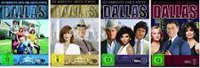 Dallas Staffel 1-5 (1+2+3+4+5) DVD Set NEU OVP