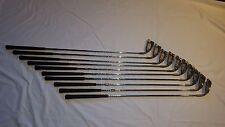 Ping Zing 2 Karsten Orange Dot Golf Club Iron Set 2-9, W, S Right Hand Used