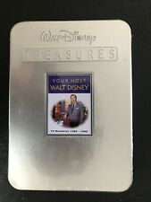 Walt Disney Treasures: Your Host Walt Disney - TV Memories 1956-1965