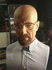 1:1 Breaking Bad Life Size Bust Walter White Heisenberg Supercraft No Sideshow