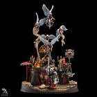The Triumph of Saint Katherine painted figure Warhammer 40k