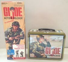 Vintage Repro Acción Soldado Wal-Mart Exclusivo Hasbro Gi Joe Action Man 2008