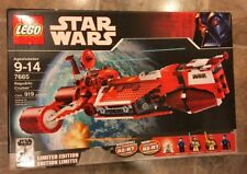 Star Wars LEGO 7665 Republic Cruiser NEW SEALED MISB