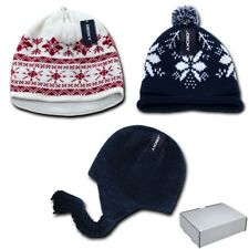 Festive Winter Beanies Gift Boxed Set for Women Wife Mother Grandma Daughters