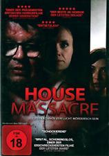 House Massacre -- Horror/Thriller -- DVD