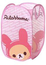 New ListingRilakkuma Clothes Basket Pop Up Kawaii Pink