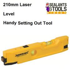 Mini Laser Level 210mm 30m Projection Leveler Building Decorating Tiling layout