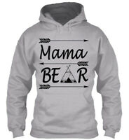 Teespring Ru Apparel Mama Bear Limited Edition Hoodie Classic Pullover Hoodie