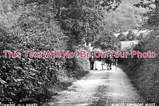 CH 460 - Simmons Hill, Manley, Cheshire c1924 - 6x4 Photo