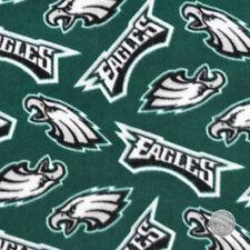 Philadelphia Eagles NFL Fleece Fabric 6234 D