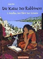 Die Katze des Rabbiners 2. Malka, der Herr der Löwen: Bd... | Buch | Zustand gut