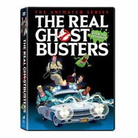 The Real Ghostbusters: Volumes 1-10 DVD Animated