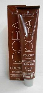Schwarzkopf IGORA COLOR 10 Professional Permanent Hair Color ~ 2.1 fl oz / 60 ml